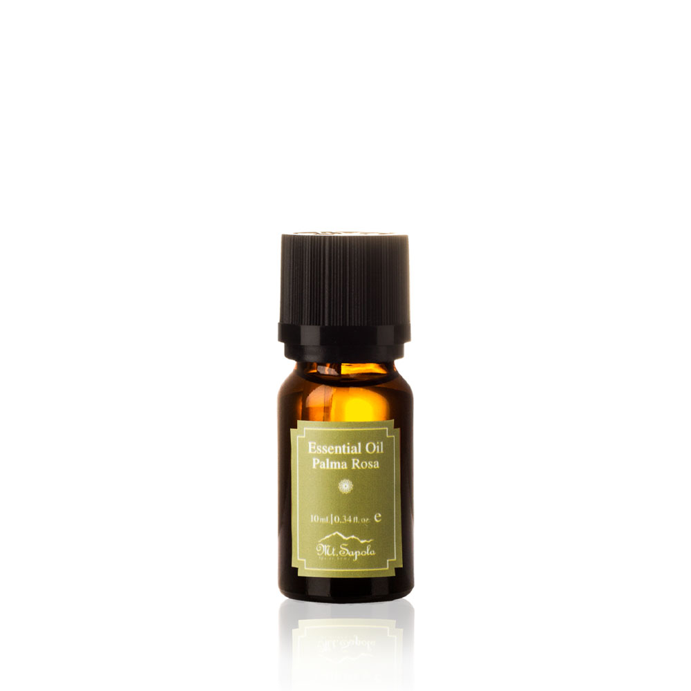 Essential Oil, Palma Rosa, 10 ml.