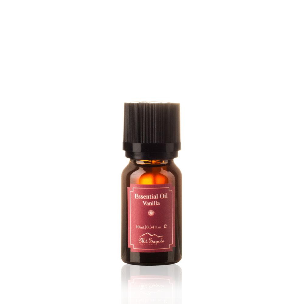 Essential Oil, Vanilla, 10 ml.