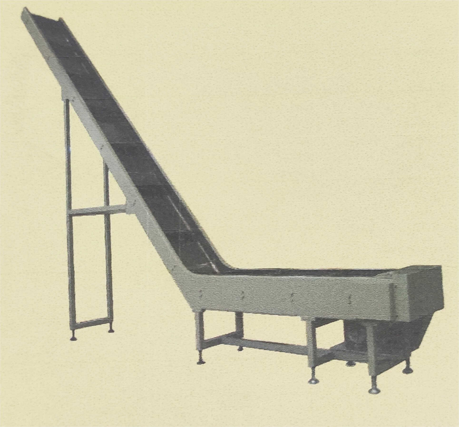 Scrap Carry Slope Conveyor