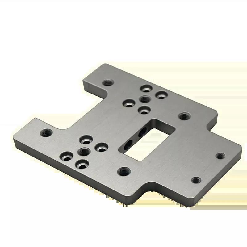 Precision parts machining