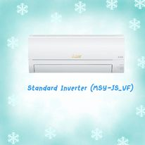 MITSUBISHI ( Inverter) MSY-JS09VF ขนาด 8,871 BTU ใหม่ปี 2020