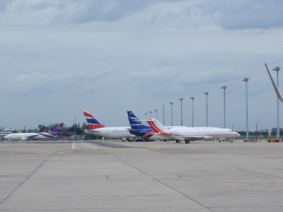 ออฟฟิตช่าง สายการบินโอเรียนไทย แอร์ไลน์ ( ORIENT THAI )