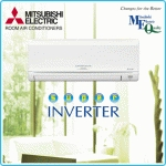 MITSUBISHI ( Inverter) MSY-JS13VF ขนาด 12,283 BTU สินค้าใหม่ปี 2020