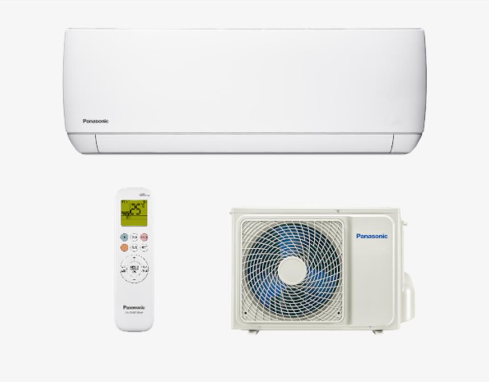 แอร์ Panasonic Eco รุ่น CS-YN18WKT 18,852 BTU สินค้าใหม่ปี 2021