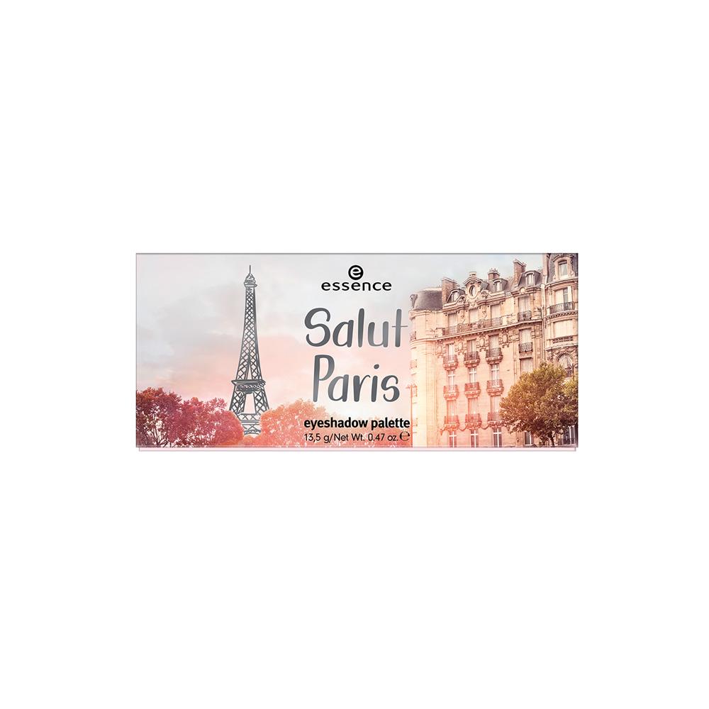 essence Salut Paris eyeshadow palette 02