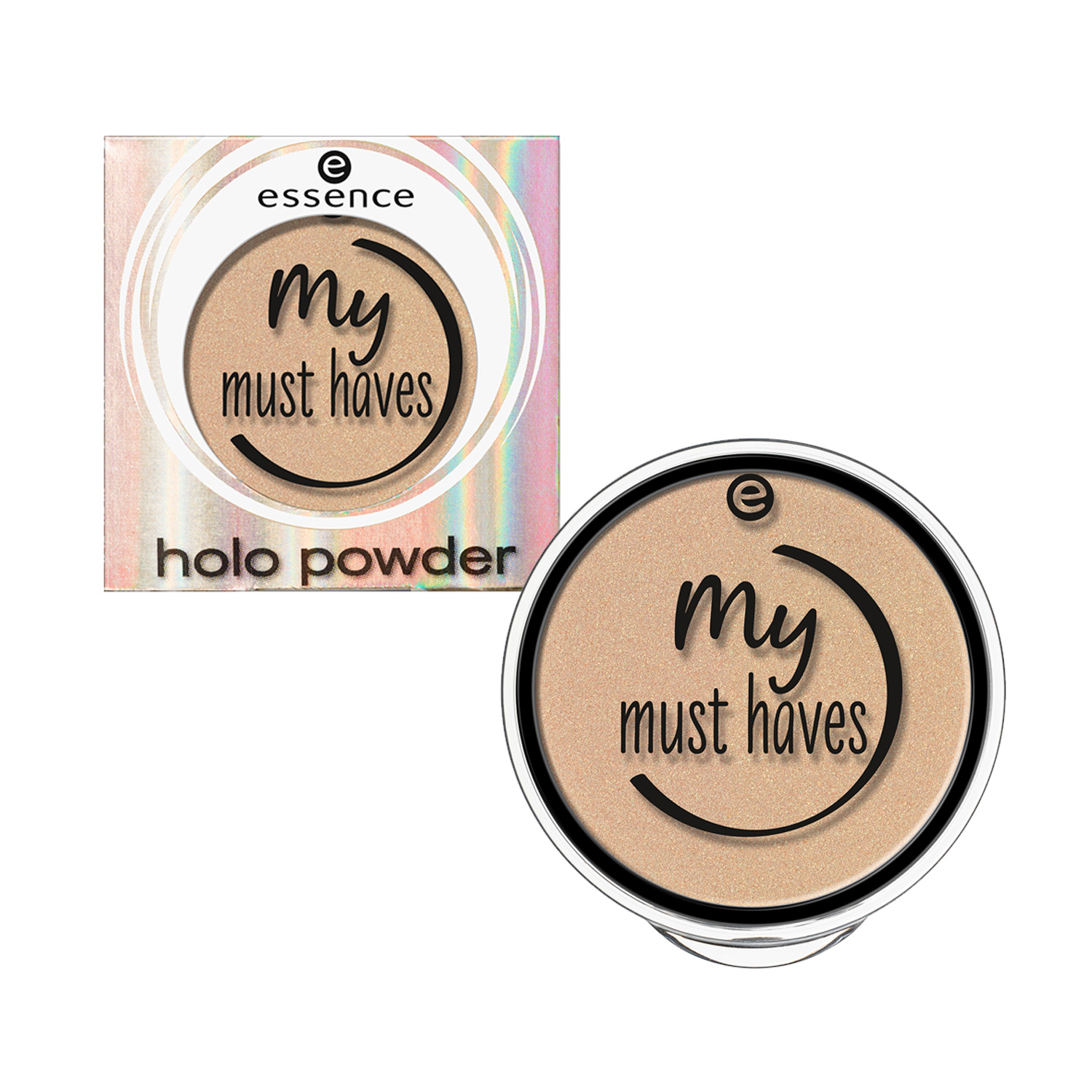 ess. my must haves holo powder 01