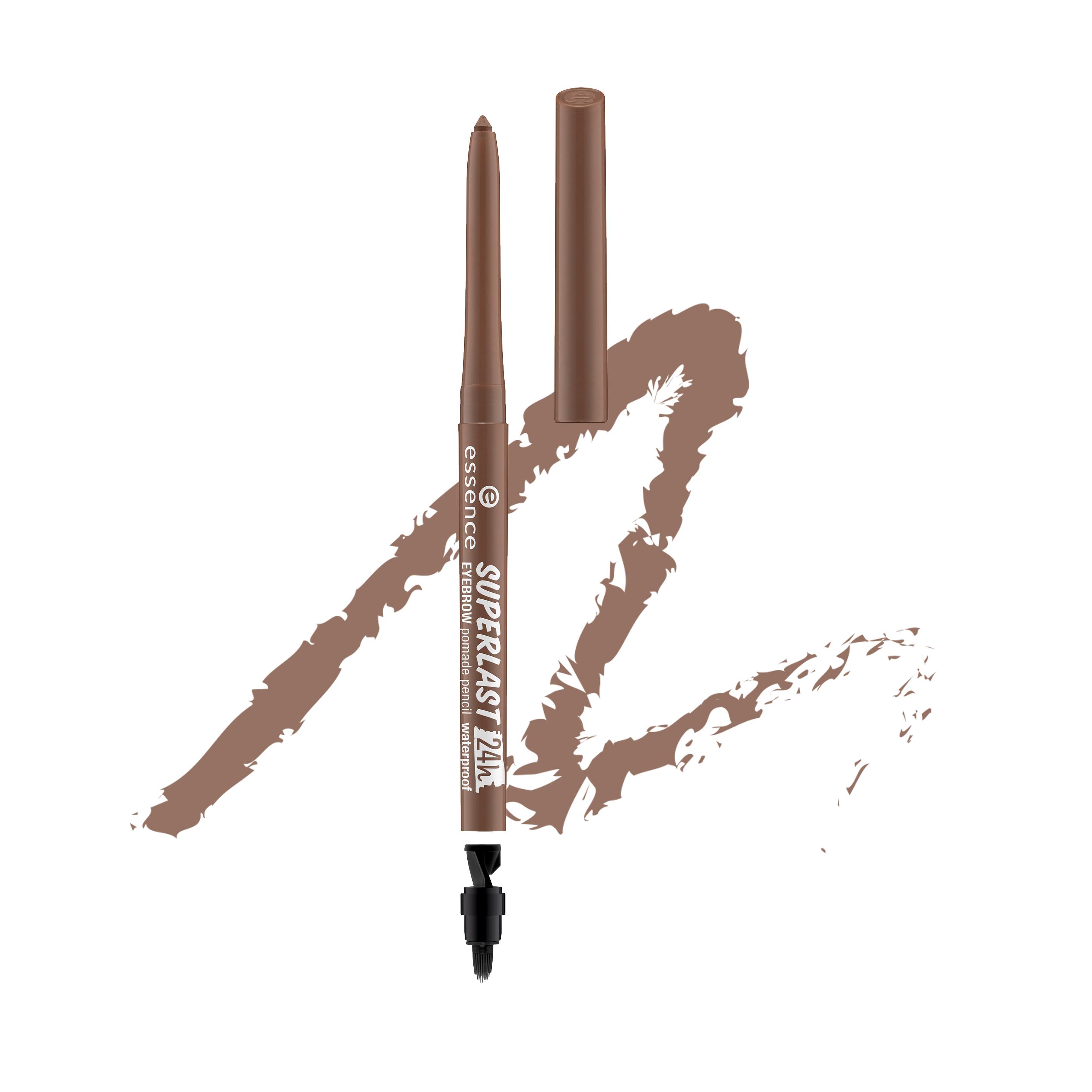ess. superlast 24h eyebrow pomade pencil waterproof 20