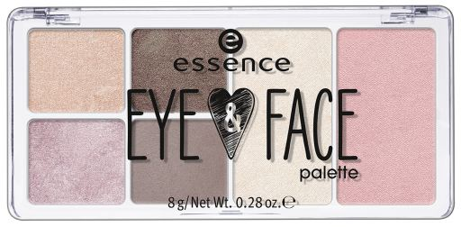 'ess. eye & face palette 01