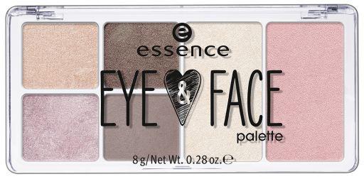 'ess. eye & face palette 01