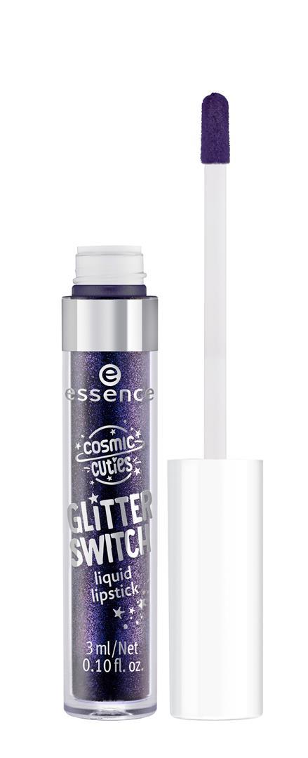 ess. cosmic cuties glitter switch liquid lipstick 05