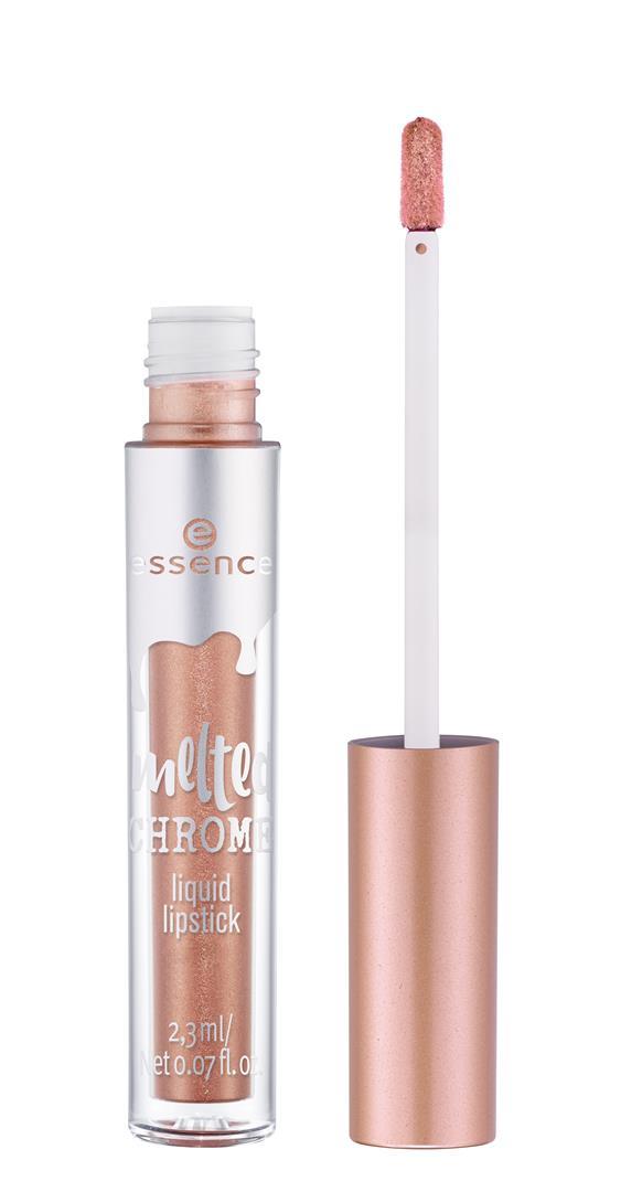ess. melted chrome liquid lipstick 02