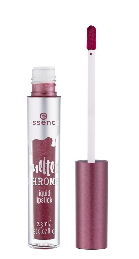 ess. melted chrome liquid lipstick 05