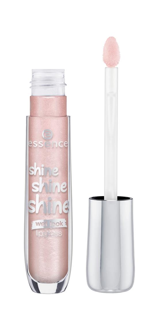 ess. shine shine shine lipgloss 17