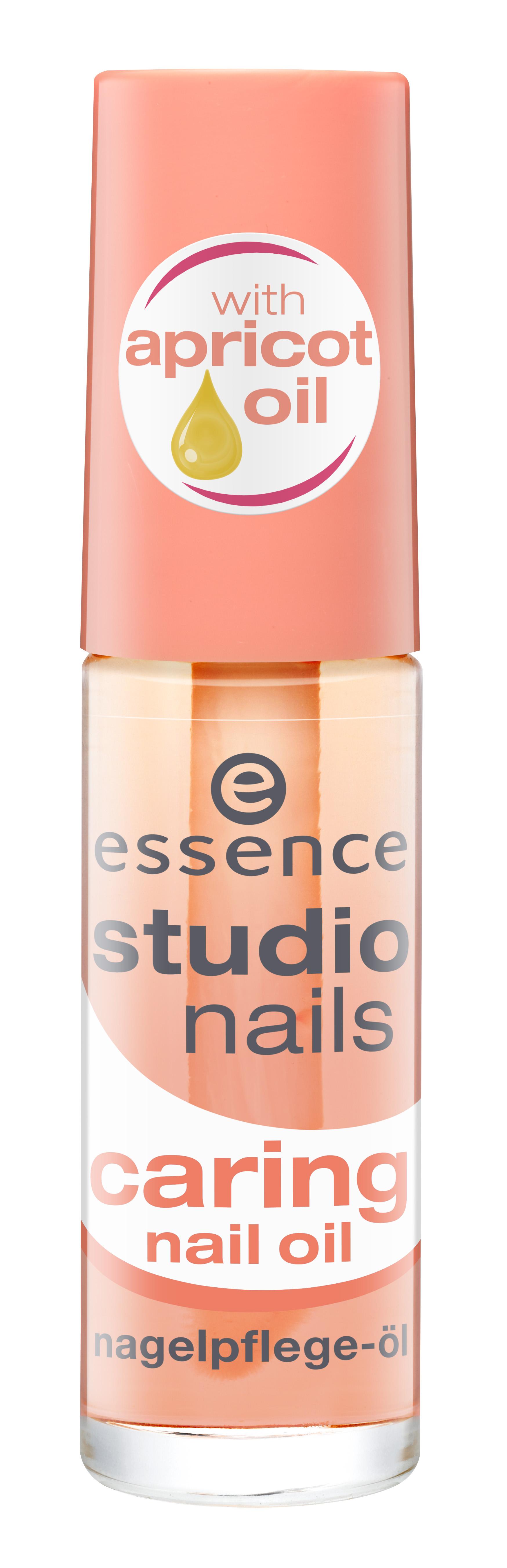 ess. studio nails caring nail oil