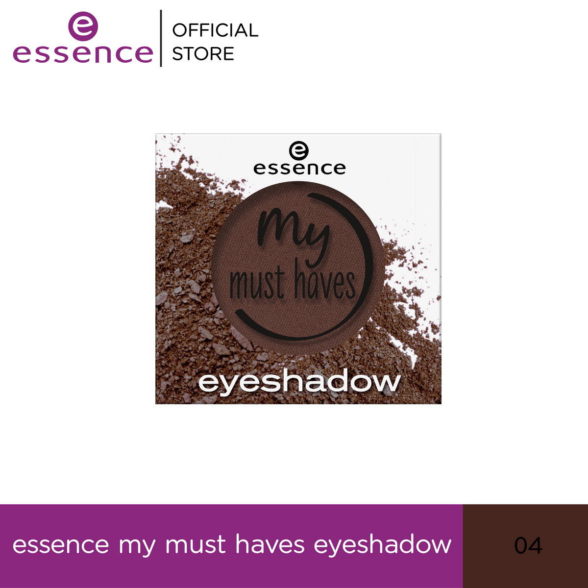 ess. my must haves eyeshadow 04
