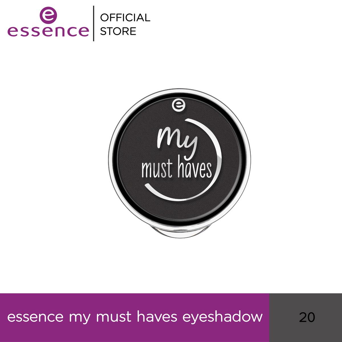 ess.my must haves eyeshadow 20