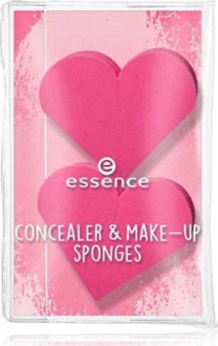 'ess. concealer & make-up sponges