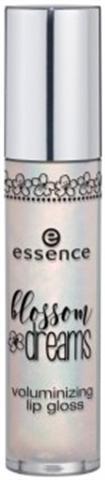 ess. blossom dreams voluminizing lip gloss 01