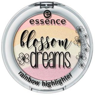 ess. blossom dreams rainbow highlighter 01