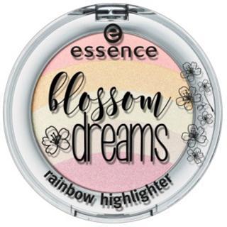 ess. blossom dreams rainbow highlighter 01