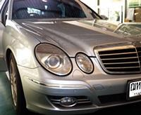 Mercedes Benz E200 1.8 Kompressor