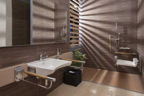 ก้าวย่างของนวัตกรรมห้องน้ำ  สุขภัณฑ์สำหรับผู้สูงอายุ CARE COTTO
