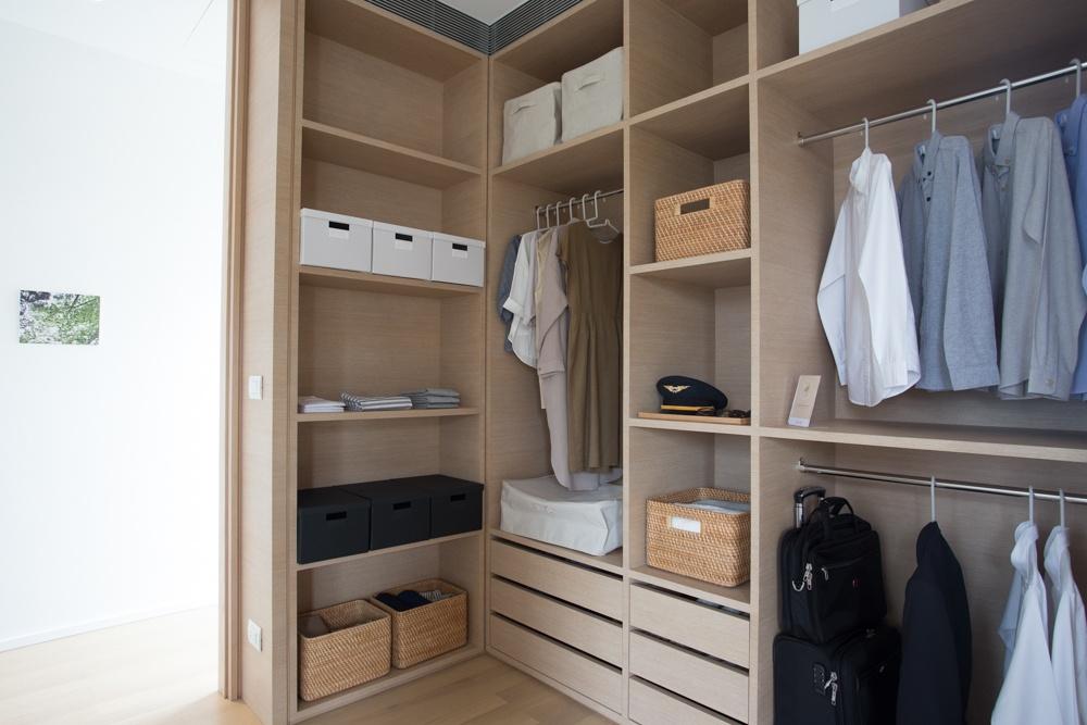 ไอเดีย Walk-in Closet สุดเนี๊ยบ...เพื่อบ้านสมัยใหม่