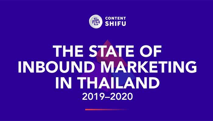 เทรนด์การตลาดปี 2020 ส่องดูสถิติจาก Inbound Marketing Report