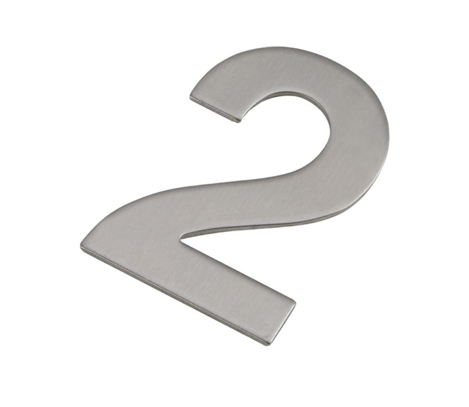 เลขที่ติดอาคาร เลข 2
