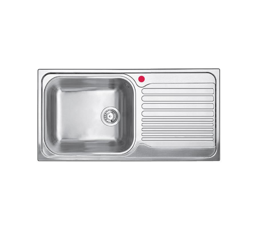 อ่างล้างจาน รุ่น BLANCO TIPO XL 6 S สแตนเลส