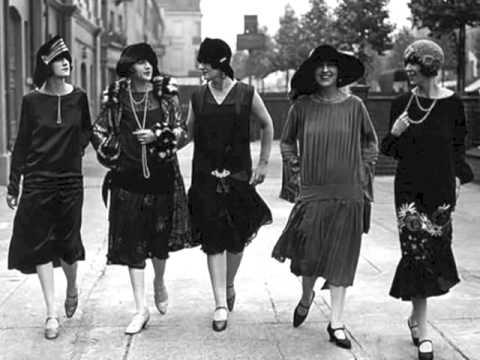 Flapperแฟลปเปอร์ 1920's