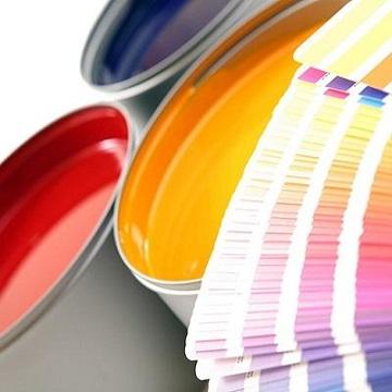 ส่วนประกอบของสี