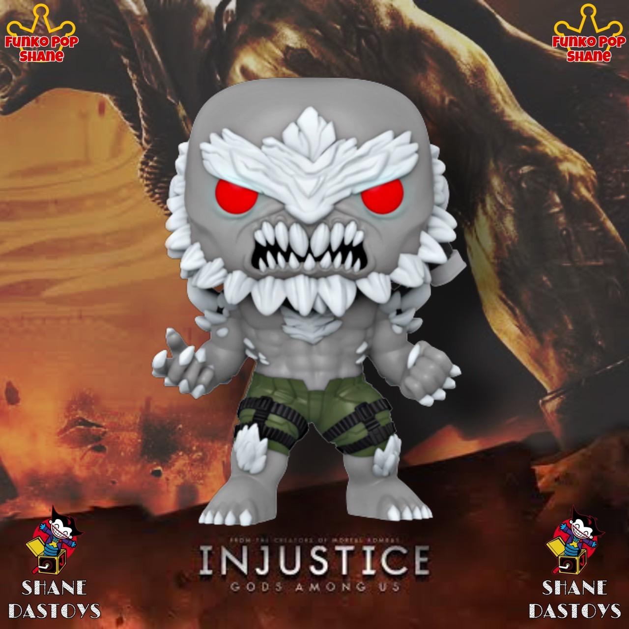 Funko Pop! HEROES : Injustice - Doomdays Exclusive