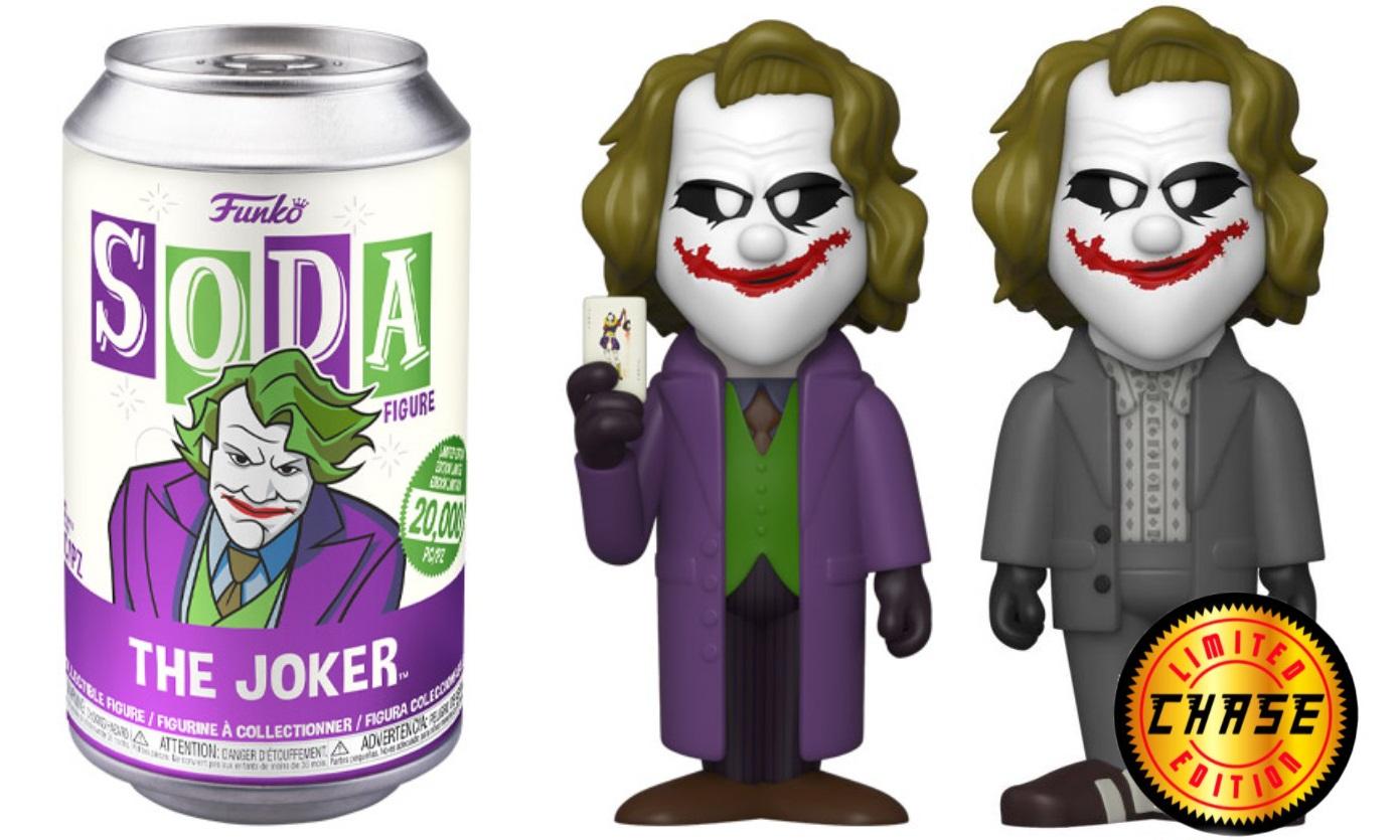 Funko Soda The Joker Dark Knight