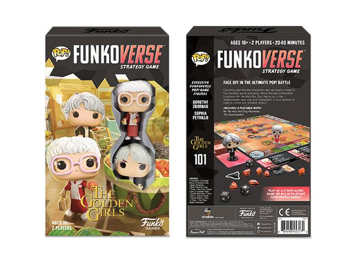 Pop! Funkoverse Strategy Golden Girls