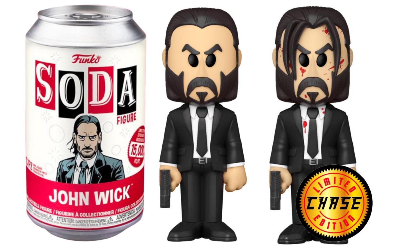 Funko Soda John Wick