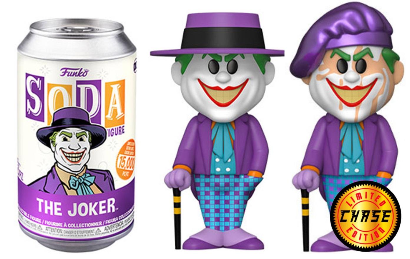 Funko Soda The Joker 1989