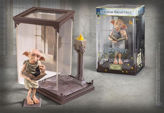 Magical Creatures No.2 - DOBBY (HARRY POTTER)