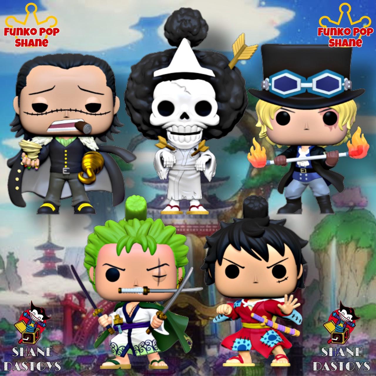 Funko Pop! ANIMATION : One Piece