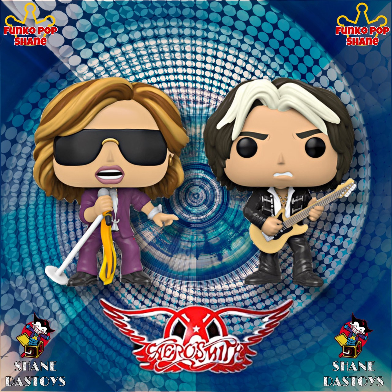Funko Pop! Aerosmith