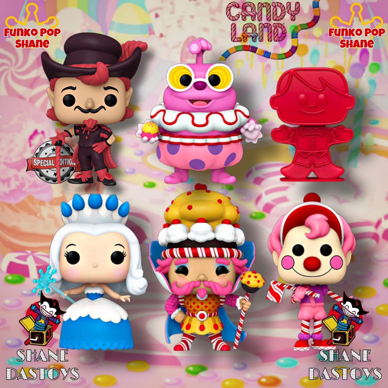 Funko Pop! Retro Toys : Candy Land