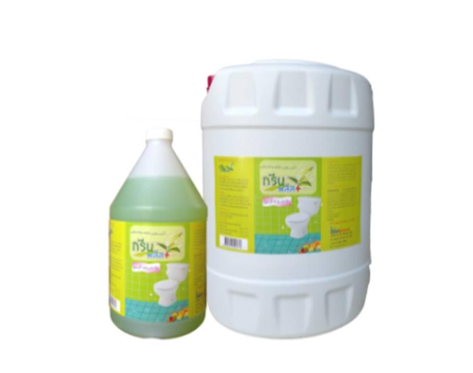 น้ำยาล้างห้องน้ำสูตรล้างประจำวัน