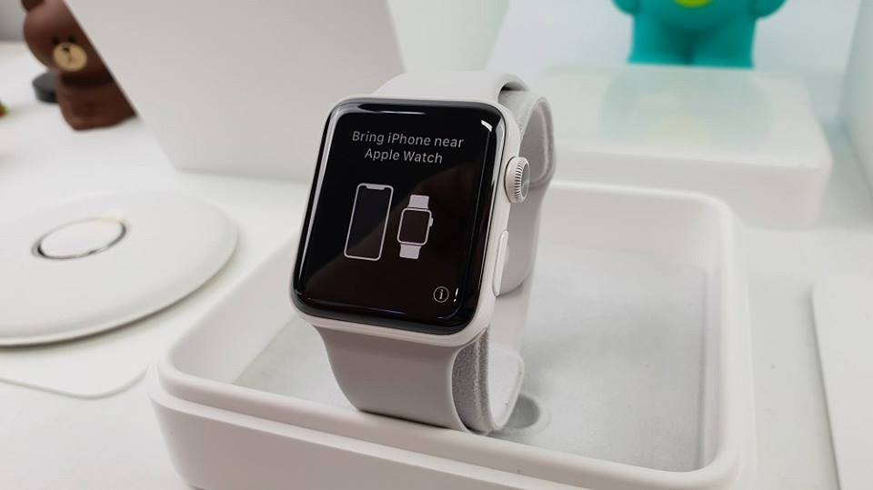 Apple WATCH EDITION WHITE CERAMIC มือ 1 ประกัน 1 ปี เพียง 15,900฿ (จากมือ 1 49,500฿)