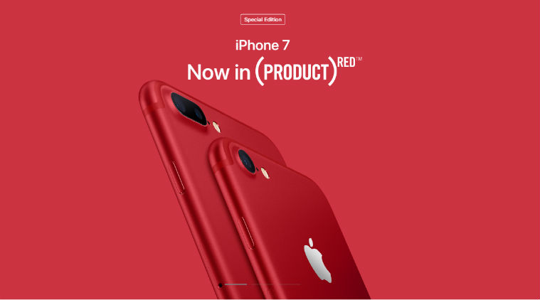 รับซื้อ iPhone 7 สีแดง ติดต่อ 087-666-5432 – LUCKY 13 MOBILE
