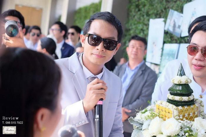 Review ชุดไทยสีเทาเงิน / สีเทา / สีเงิน