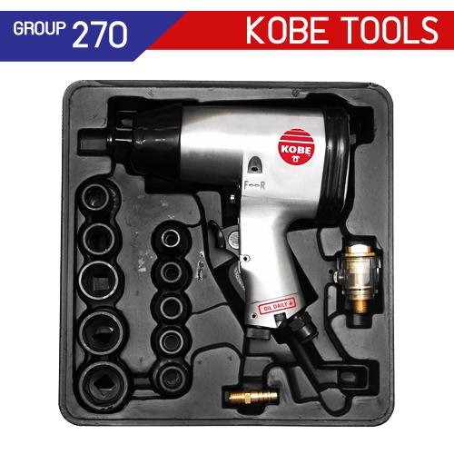 ชุดบล็อกลม KBE-270-2350K