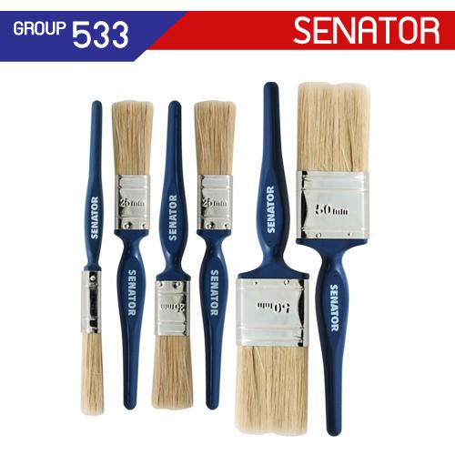 ชุดแปรงทาสี 6 ชิ้น SEN-533-0370K