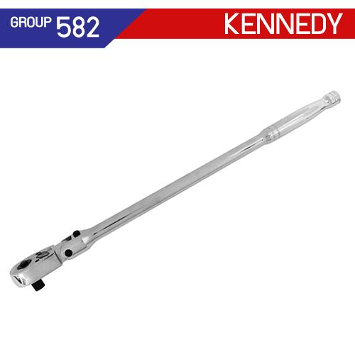 1/2 SQ DR ด้ามฟรี KEN-582-6375K