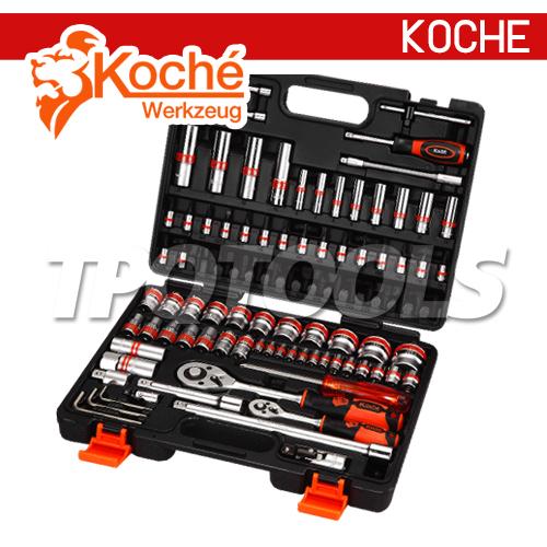 KCH048 บล็อกชุด 96 ตัว/ชุด SQ-DR.1/4-1/2
