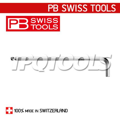 PB212L ประแจหกเหลี่ยมแบบยาว หัวบอล (ตัวเดี่ยว)